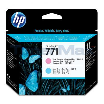 HP NO 771 DESIGNJET PRINTHEAD LIGHT MAGENTA/LIGHT CYAN